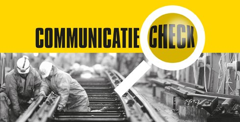 communicatiecheck